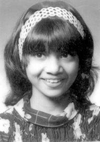 Vanessa in 1970s